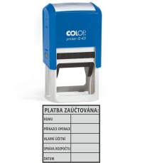 Razítko Colop Printer Q 43
